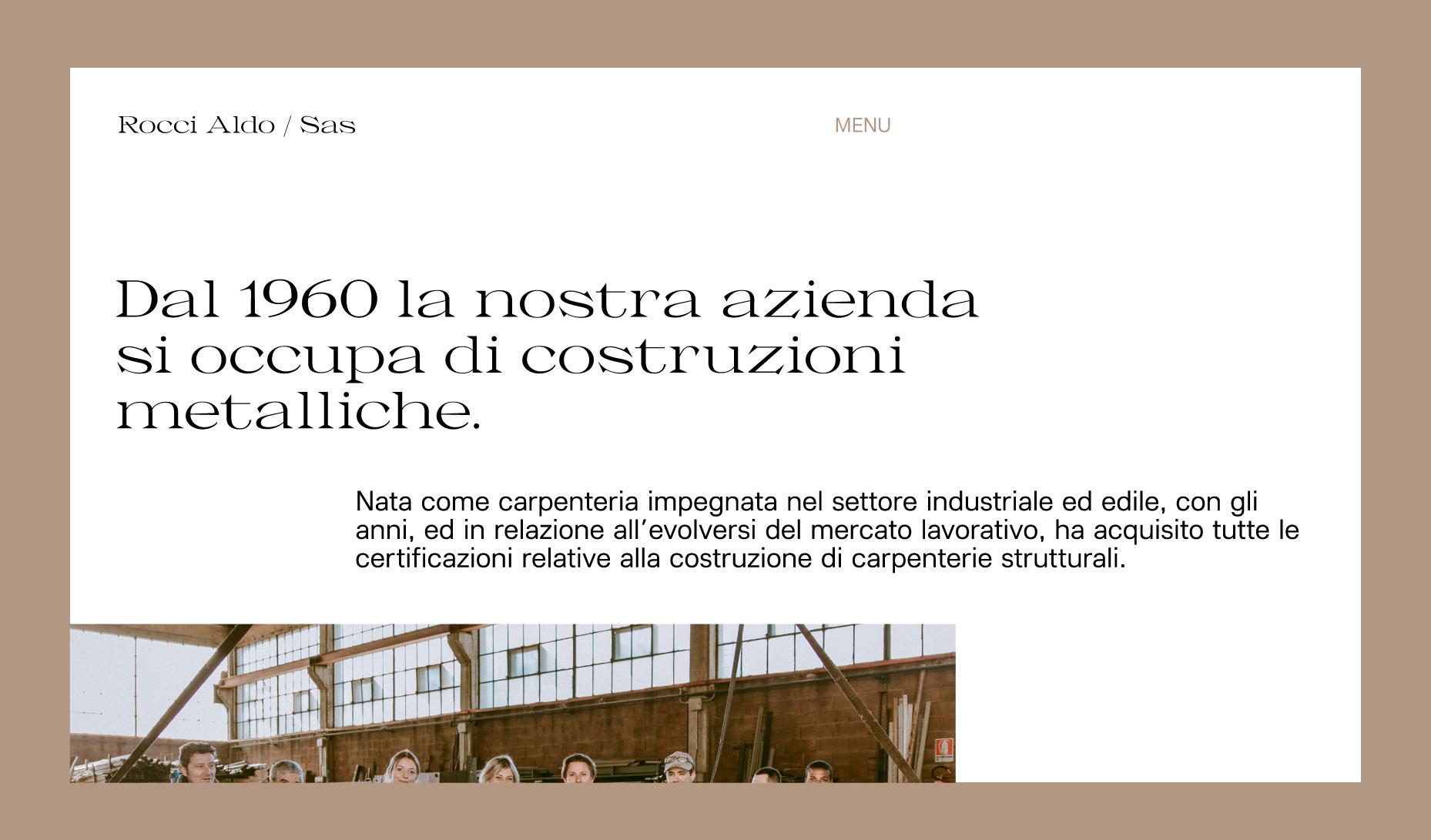 roccialdo - about